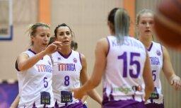 'TTT Rīga' basketbolistes nodrošina pirmo vietu Austrumeiropas līgas apakšgrupā