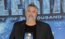 Slavenais režisors Liks Besons tiek iztaujāts par apsūdzībām izvarošanā