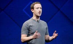 Lielbritānijas parlamenta komiteja vēlas Cukerberga liecību par 'Facebook' lietotāju datu izmantošanu