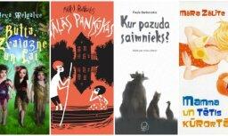 10 mūsdienu latviešu autoru grāmatas, kas jāizlasa ikvienam bērnam