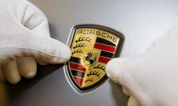 Kaitīgo izmešu falsificēšanas lietā Vācijā arestēts viens no 'Porsche' vadītājiem