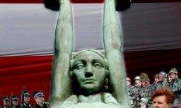 Leons Stiprais: Veca karavīra paldies prezidentei