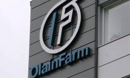 'Olainfarm' investēs 350 tūkstošus eiro veselības centra 'Olainmed' rekonstrukcijā