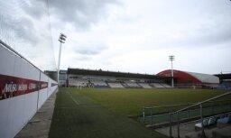 Indriksons: Pasaules kausa kvalifikācijas spēle ar Portugāli notiks 'Skonto' stadionā