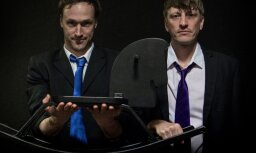 DDT notiks pirmā pirmizrāde jaunajās telpās – Mārča Lāča 'Dzimumzīme'