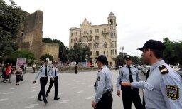 Террорист-смертник ликвидирован в Баку