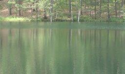 Dīvainu parādību zona - Čertoka ezers Latgalē