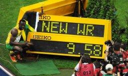 Bolts: mani rekordi pastāvēs 15–20 gadus