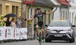 Neilands pirmo reizi karjerā triumfē Latvijas čempionātā riteņbraukšanā