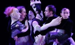 Leļļu teātra izrāde pieaugušajiem 'Zelta zirgs' dodas uz festivālu Polijā