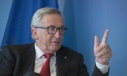 ОНЛАЙН: Программная речь президента Еврокомиссии Жана-Клода Юнкера