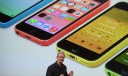 Pirmoreiz 'Apple' viedtālruņu klāstā divi jauni modeļi
