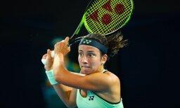 Sevastova WTA rangā pakāpjas uz 15. vietu; Ostapenko joprojām TOP 5