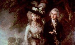 Вандал поцарапал картину Гейнсборо в Лондонской национальной галерее