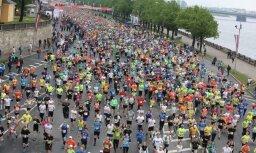 'Lattelecom' Rīgas maratons aicina pieteikties programmai 'Mans pirmais maratons'