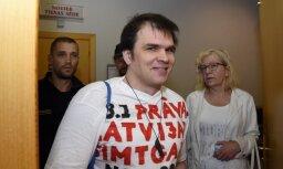 Суд отклонил ходатайство о досрочном освобождении Ансиса Атаолса Берзиньша