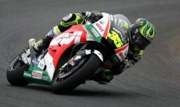 Kračlovs uzvar dramatiskā 'MotoGP' posmā Argentīna
