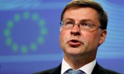 Домбровскис: ЕС намерен уделить больше внимания проблеме неравенства