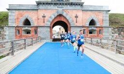 Ar olimpiešu dalību aizritējis Daugavpils pusmaratons