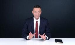 ВИДЕО: Навальный позвал главу Росгвардии на дебаты в ответ на его вызов на дуэль