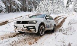 'Volkswagen Tiguan' – 'Latvijas Apvidus auto 2017'