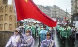 Vairumam krievu patīk Ķīna, nepatīk ASV