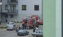 Ugunsgrēks uz balkona jeb pīpēt ir kaitīgi