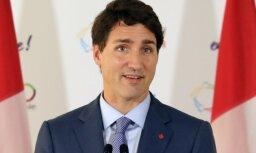 Trudo: Kanāda varētu atcelt līgumu par militārās tehnikas pārdošanu Saūda Arābijai