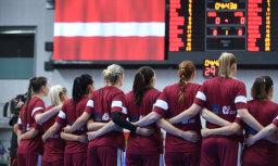 Спустя десять лет сборная Латвии вошла в топ-6 чемпионата Европы