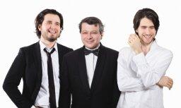 Mazajā Mežotnes pilī vasaras sezonu atklās pianisti Osokini