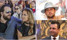 Nedēļas trakumi: Abu Meri debija TV, Elbakjana taisnošanās un mūzikas zvaigžņu šķiršanās
