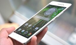 "Компания Oppo представила ""самый тонкий смартфон"""