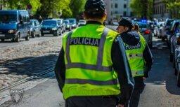 Avārijās Latvijā otrdien cietuši desmit cilvēki