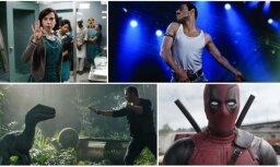 Desmit visvairāk gaidītās 2018. gada filmas