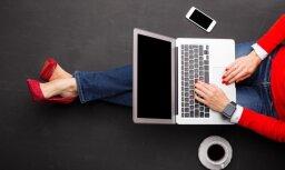 Опрос: интернет-СМИ стали для латвийцев главным источником информации