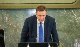 Кучинскис пообещал, что вопрос о финансировании медицины решат на следующей неделе