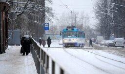 'Rīgas satiksme' Skanstes tramvaja nepieciešamību pamato ar Barona ielas noslogotību
