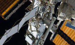 """""""Роскосмос"""" не планирует доставлять астронавтов на МКС после 2018 года"""