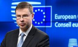 Валдис Домбровскис. Сильному Евросоюзу нужен сильный евро
