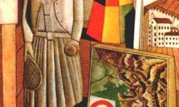 Carlo Carra. Metaphyical Muse, 1917
