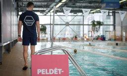 #BeActive ietvaros risināsies bezmaksas peldēšanas stunda