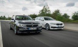 Visātrākais sērijveida BMW dīzeļauto pasaulē – 'Alpina D5S'