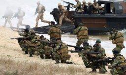 """Газета: в Балтии разместят британские войска """"для сдерживания Путина"""""""