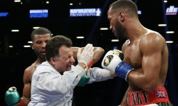 Boxing, James DeGale vs Badou Jack - IBF & WBC Titles