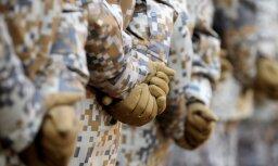 Garisons: obligātā militārā dienesta atjaunošanai nepieciešams militārais pasūtījums un sabiedrības atbalsts