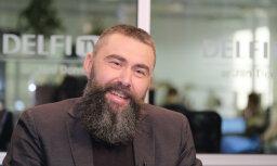 """Режиссер Виестурс Кайришс на Delfi TV: """"Россия использует """"мешки ЧК"""" для шантажа наших людей"""""""