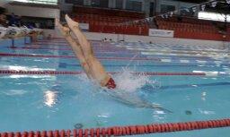 Eiropas Sporta nedēļa. Četrās Latvijas pilsētās risināsies nakts peldējums