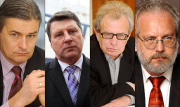 Четверо смелых: что мы знаем о кандидатах на должность президента Латвии