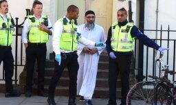 Lielbritānijā no cietuma atbrīvots islāmistu sludinātājs Andžems Čudari