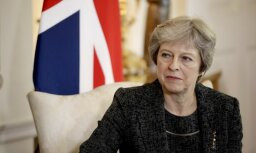 Ziemeļīrijas unionisti draud gāzt Mejas valdību